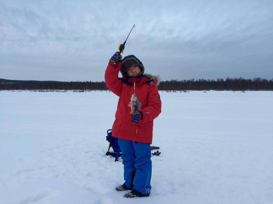 Ice Fishing Tour
