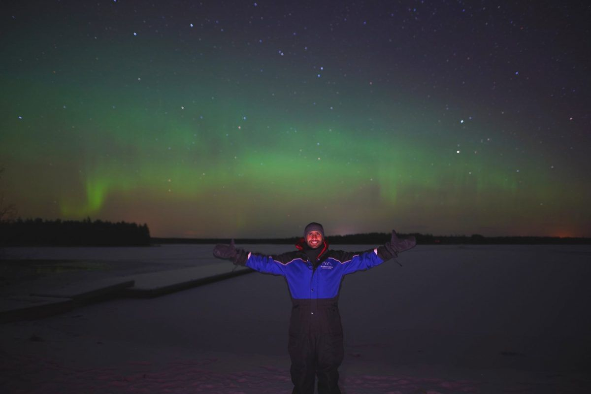 Northern Lights Pictures Rovaniemi