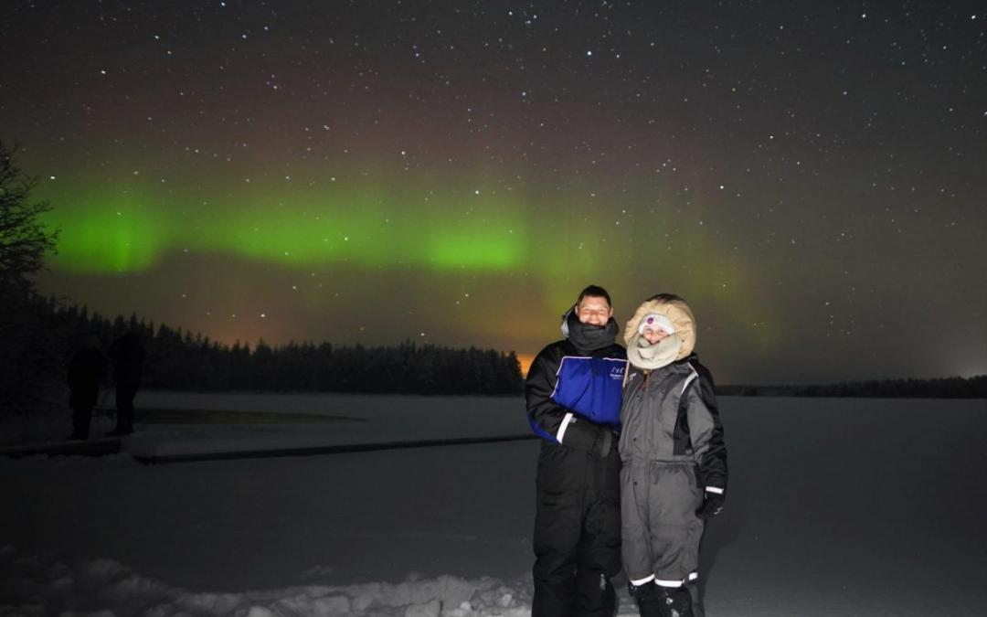 Love under the Northern Lights