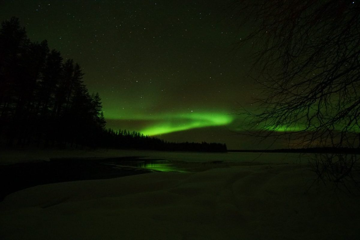 Northern Lights Rovaneimi