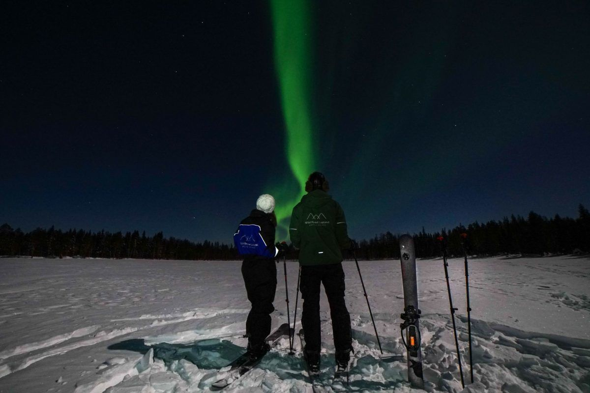 Ski Rovaniemi Northern Light