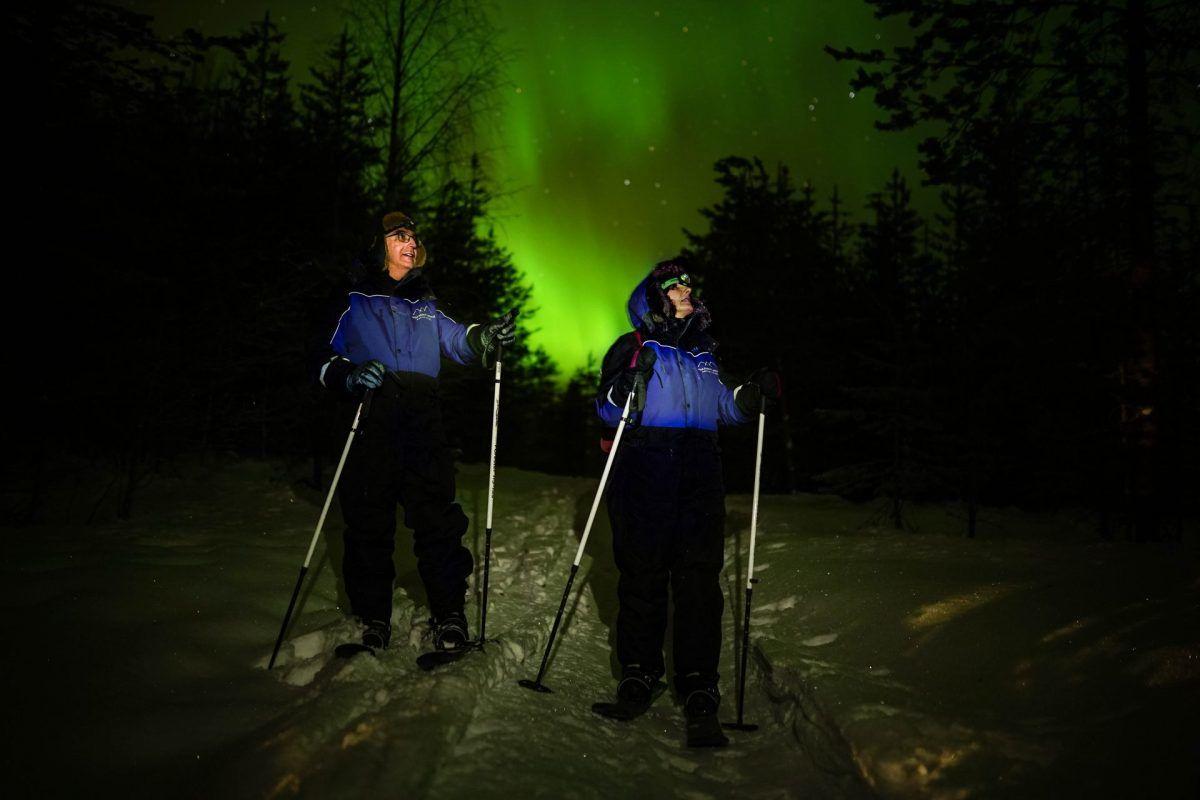 Ski Rovaniemi Aurora
