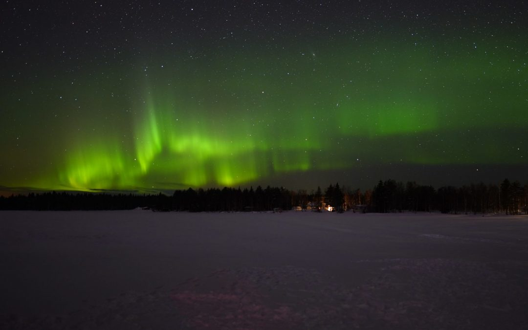 THE NORTHERN LIGHTS TOURS: 13 MARCH 2020