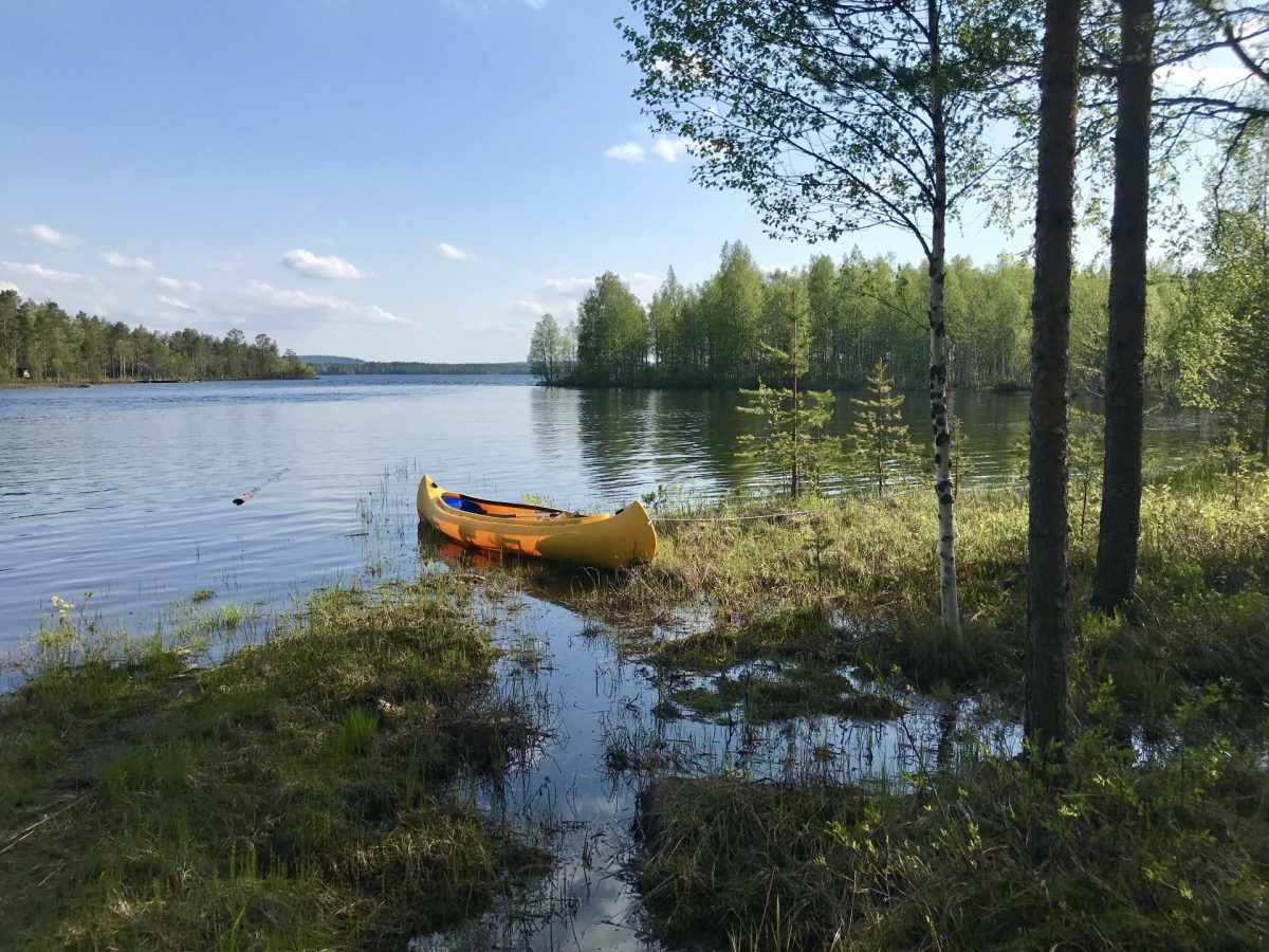 Rovaniemi Canoe