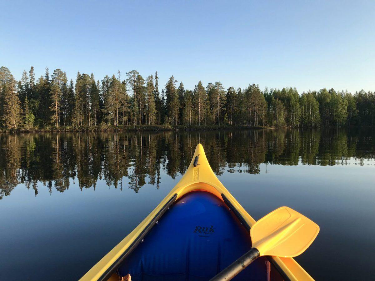 Canoe Tours Rovaniemi