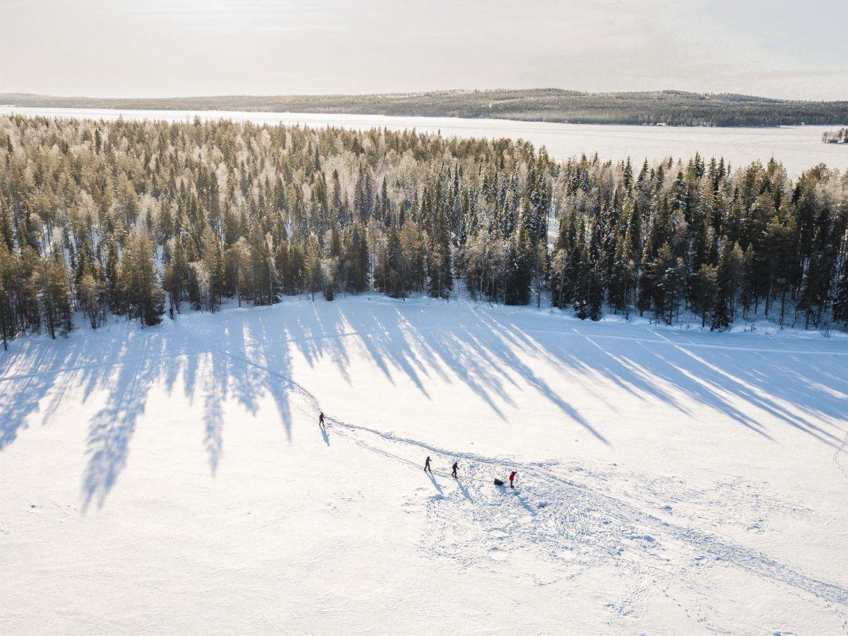 Winter tour Rovaniemi