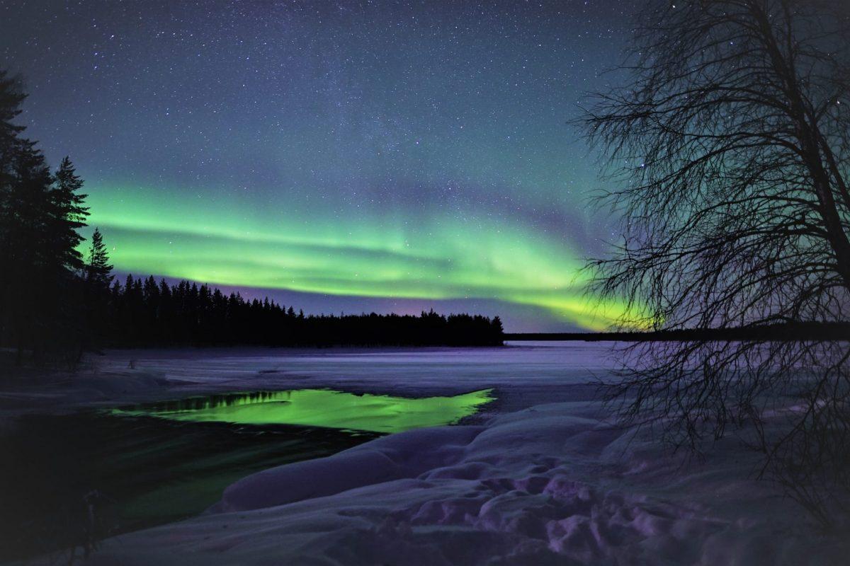 Aurores boreales Rovaniemi
