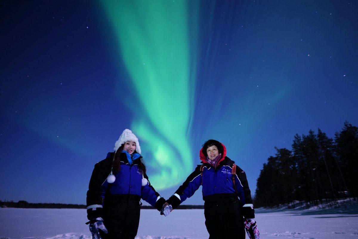 Northern Lights Package Rovaniemi