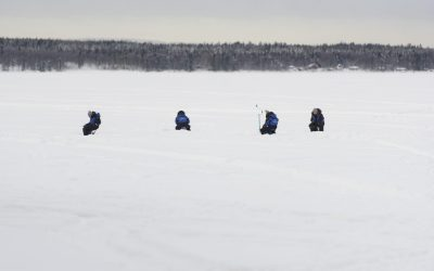 Ice Fishing – True Finnish Experience