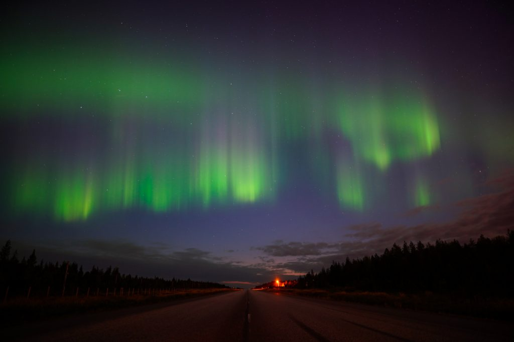 The Northern Lights 2021